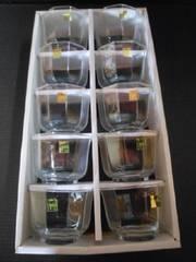 5111☆1スタ☆KAMEI GLASS 冷茶グラス 10客