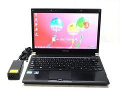 Dynabook R731 Corei5 2.5G 128G SSD 4G  Windows7 �D