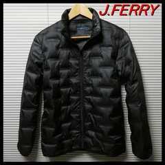 「J.FERRY MEN」ダウンジャケット ライトダウン BLK 50(LL)
