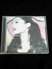ARIANA GRANDE YOURS TRULY DVD付き アリアナ グランデ 初回盤即決
