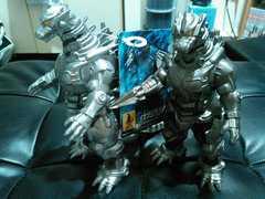 ムービーモンスターシリーズ メカゴジラ 機龍2004 おまけ付き