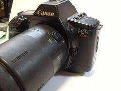 キヤノン CANON EOS 620   レンズ付