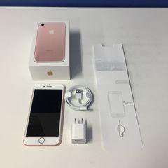 SoftBank版 iPhone 7 32GB ローズゴールド MNCJ2J/A