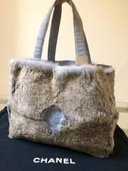 1円 ◆正規品◆ 良品 ◆ CHANEL ラパン ラビットファー バッグ