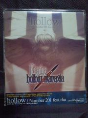 CDマキシ『Fate/hollow ataraxia』テーマ Number 201 feat.rhu