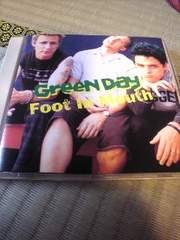 CD:Green Day(グリーンディ)爆発ライヴ!+5