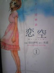 【送料無料】恋空〜切ナイ恋物語〜全巻完結セット【映画化漫画】