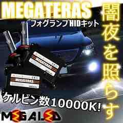 mLED】レクサスGS460前期後期/フォグランプHIDキット/HB4/10000K
