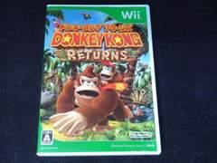 <即決>Wii/ドンキーコング リターンズ
