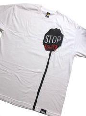 XL★新品★即決★セール★SOULD Tシャツ★STOP KILLINGホワイト