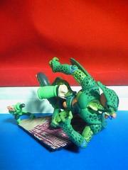 ドラゴンボールカプセル・ネオ/ セル編/ 無言の戦士16号立つ 開封品