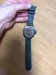 ラクロワ(グリーン)  時計