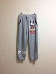 Disney★ミッキーマウススウェットパンツ★美品