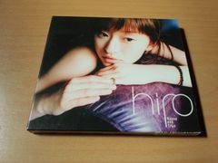 hiro (SPEED) CD「Naked and True」初回限定盤●