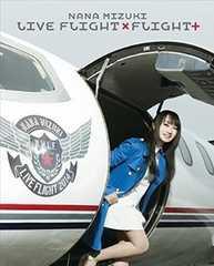 水樹奈々 LIVE FLIGHT×FLIGHT+ Blu-ray 新品即決 送料360円