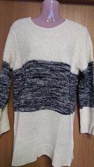 長袖  セーター