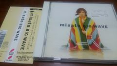 渡辺美里●misato BIG WAVE■Epic/Sony