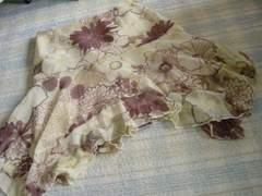 シャーリングミニフレアースカート
