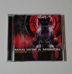 MAN WITH A MISSION【database feat.TAKUMA】初回限定盤DVD付