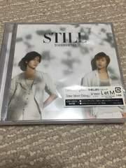 東方神起  『 STILL 』CD+DVD 初回限定盤 ジャケカ無し。