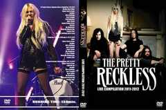 THE PRETTY RECKLESS ライブ特集 2011-2012プリティーレックレス
