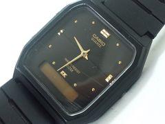 10149/CASIOカシオ★フルブラックアナデジモデルスポーツメンズ腕時計格安