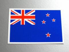 1■ニュージーランド国旗ステッカー1枚 シール ☆即買!■