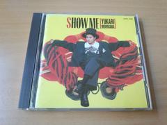 森川由加里CD「ショウ・ミーSHOW ME」●
