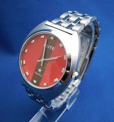 カジュアルメタルウォッチRD- ユニセックス腕時計
