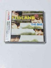 FTISLAND【THE ONE】1万枚限定/帯付き/イ・ホンギ…