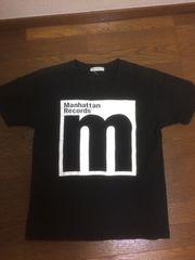 ManhattanRecordsのTシャツ Mサイズ