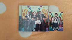 AAA オリジナルアルバム WAY OF GLORY
