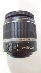 Canon EFS 18-55�o 美品の難あり