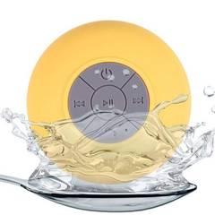ワイヤレススピーカー防水仕様Bluetooth 吸盤式対応
