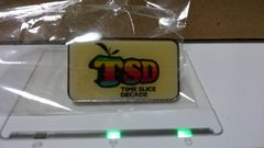 ■西川貴教■T.M.Revolution TSD新品未開封ピンバッジ!