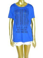 新品背中空きロゴTシャツゆるカワゆったりT大人カジュアル♪