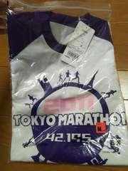 新品/東京マラソン2011参加記念Tシャツ/メンズM