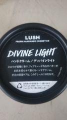 ラッシュ ハンドクリーム/ディバインライト 新品