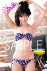 【送料無料】AKB48渡辺麻友 写真5枚セット<サイン入> 61