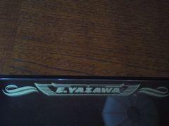 ★車のルームミラーで羽ロゴです☆