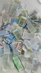 キリンビバドリームディズニー商品応募バーコードだけ120枚  D