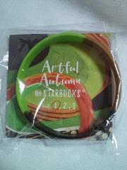 コーヒー スターバックス Artful Autumn ラバー バンド Vol.1
