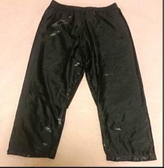 靴下屋 黒色7分丈レギンス 新品未使用