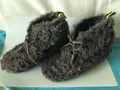 ♯新品♯フワモコ可愛い靴 M