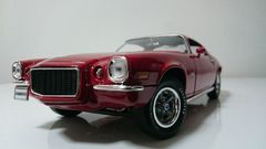 aw/'70 Chevyシボレー Camaroカマロ RS/SS 1/18