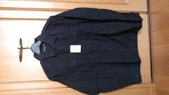 激安72%オフユナイテッドアローズ、長袖シャツ(新品タグ、黒、日本製、M)