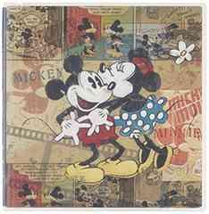 人気急上昇!アルバム ミッキーマウス ブラウン