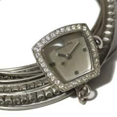 良品【980円〜】Jennifer Lopez【クリスタル】腕時計