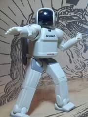 希少【HONDAホンダ】YX125『ASIMOアシモ』1/8アクションフィギュア 開封品