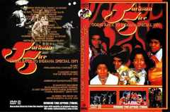 JACKSON5 マイケルジャクソン INDIANA 1971